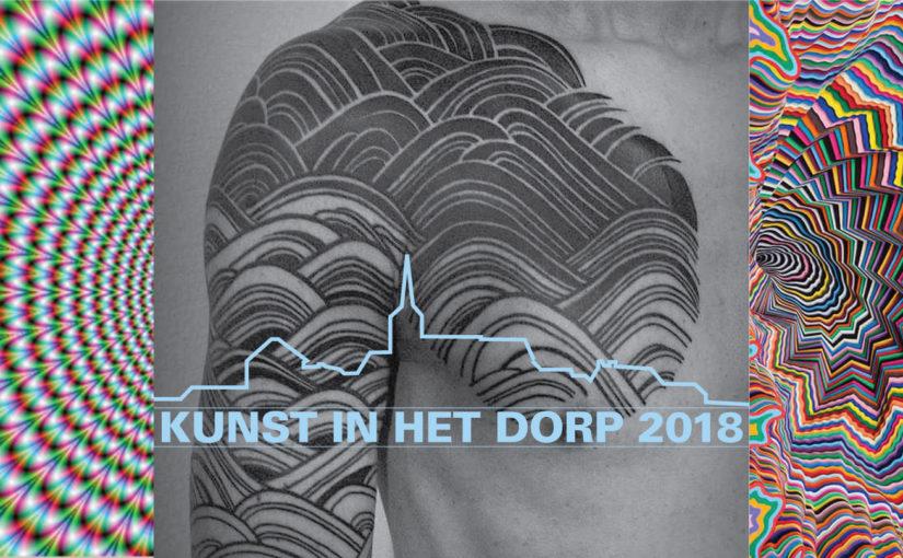 Kunst in het Dorp 2018