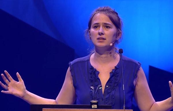Voordracht door Maud Vanhauwaert & Pepingse Cultuurprijs